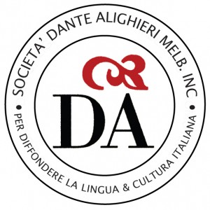 Dante logo in Italiano